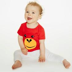 Baby's orangutan t-shirt