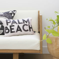 Palm Beach Cushion