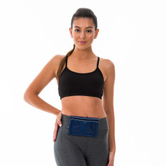 Midnight Run Magnetic Belt-Free Neoprene On-The-Go Pouch/Bum Bag