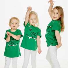 Kids' crocodile t-shirt