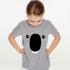 Kids' koala t-shirt