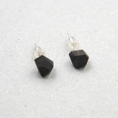 Rosewood Stud Earrings