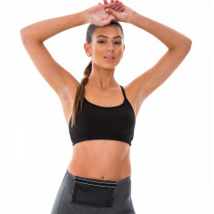 Cersei Magnetic Belt-Free Neoprene Pouch/Bum Bag