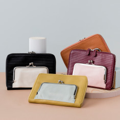 Bentleigh Leather Mini-Bag - various colours
