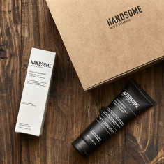 Facial moisturiser & wash gift set