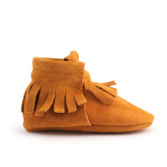Baby high moccasins in petit indien