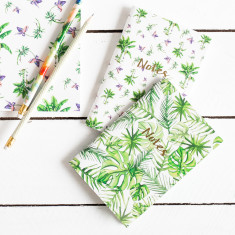 Tropical Twin Notebooks Set