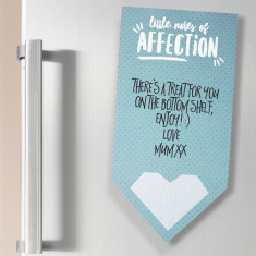 Little Notes Of Affection Magnetic Note Pad