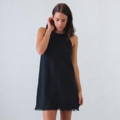 Kenzie dress in black