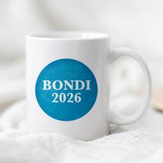 Personalised Postcode Mug