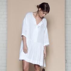Marga linen dress
