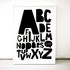 ABC poster