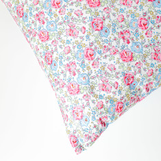 Liberty Print Pillow Case In Felicite