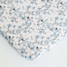 Liberty Print Fitted sheet in Mitsi