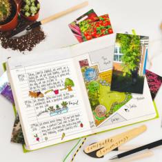 Personalised Gardener's Diary