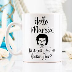 Personalised Is it Tea you're looking for coffee mug