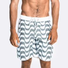Copacabana knee length boardshorts