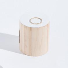 Gold featherlight ring