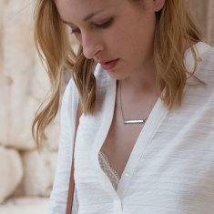 Lola necklace 18k gold vermeil