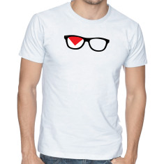 One Eyed Footy Fan T Shirt