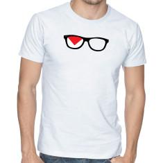 One Eyed Footy Fan T Shirt
