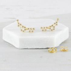 Sparkling Star Constellation Earrings