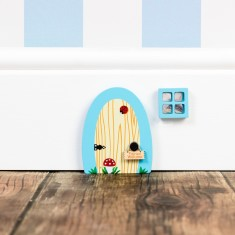 Fairy door - Bluebell garden & home