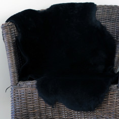 Black Sheep Skin Throw