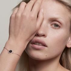Siren bracelet 18k rose gold vermeil