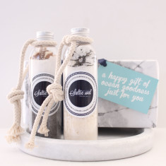 Duo Gift Set - Athletes Blend & Muscle Revive Mineral Bath Soaks