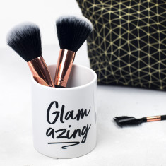 Glamazing Make Up Brush Pot