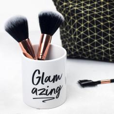 Glamazing Make Up Brush Pot