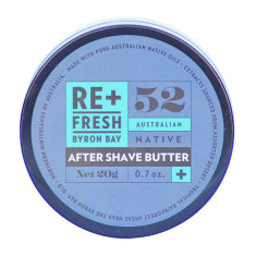 Lemon Myrtle After Shave Butter For Men