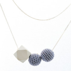 Grenoble necklace by Mon Bijou