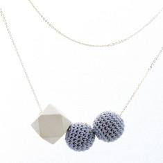 Grenoble necklace by Mon Bijou
