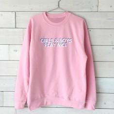Girls and boys sweatshirt