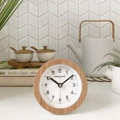 London Clock Company Orson Silent Alarm Clock