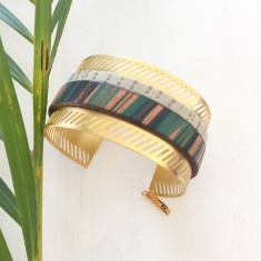 Tarzan Leather Cuff