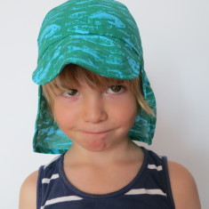 Fishes sun hat
