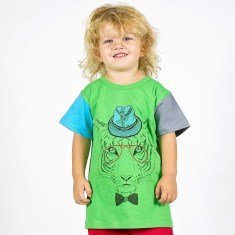 Boys' Funky Tiger t-shirt
