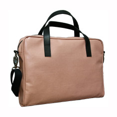 Eco leather bag, faux leather