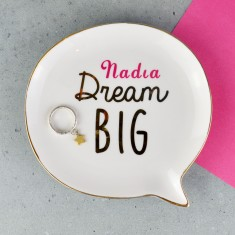 Dream Big Jewellery, Trinket & Dish