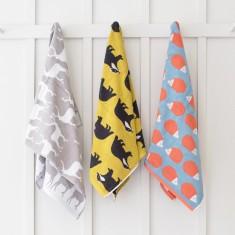 Luxury Bath Towel (various designs)