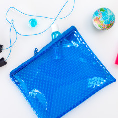 Summer Blue everyday bag