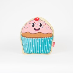 Woouf Cushion - Kids Cupcake