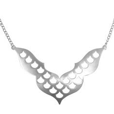 Taj collection screen goddess necklace