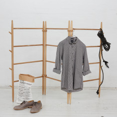 Beech Clothes Airer #3