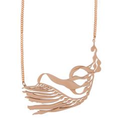 Seaweed Pendant