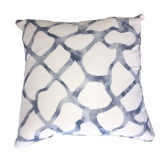 Blue Hamptons Cushion