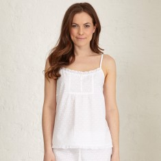 Cotton Broderie Cami